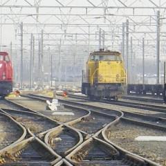 Lobbyen voor het railgoederenvervoer