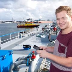 Binnenhavengeld Beroepsvaart in havenwater per 2015 naar Havenbedrijf Amsterdam