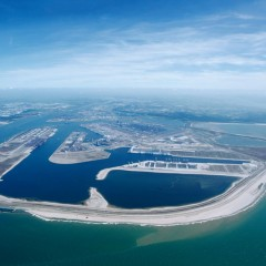 MV NileDutch Antwerpen doopplechtigheid