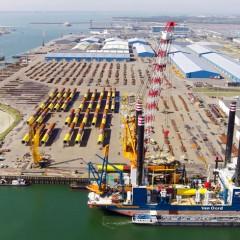 Zeeuwse havenbedrijfsleven toont kracht