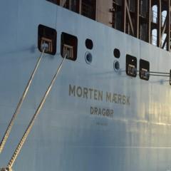 Veiligheid scheepvaartverkeer staat voorop