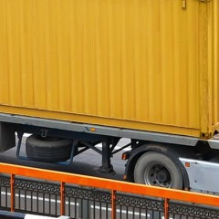 Bedrijvigheid in transportsector hoger dan in jaren