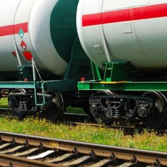 Spoorvervoer is schoner dan andere modaliteiten