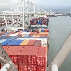 Grootschalige oefening in Rotterdamse haven