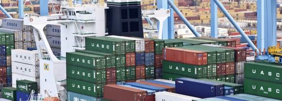 Overslag haven Rotterdam bedroeg 469,4 miljoen ton in 2019