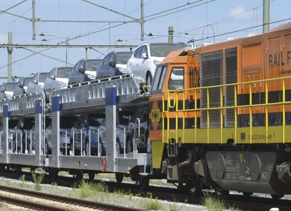 Rhine Alpine Rail Freight Corridor moet spoedig weer open