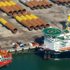 Nederland loopt voorop in Europa met offshore wind