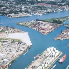 Samenwerking containerbinnenvaart op route Duisburg-Rotterdam