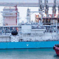 Fluxys investeert in toekomst-bestendigheid LNG-terminal Zeebrugge