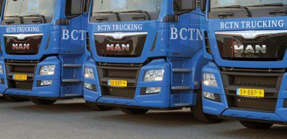 BCTN gaat voor volledige verduurzaming transportketen
