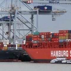 Haven Antwerpen is sterkste  en stabielste stijger
