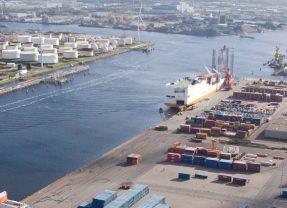2019 opnieuw sterk jaar voor Amsterdamse haven