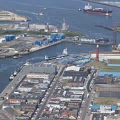 Zeehaven IJmuiden blijft doorgroeien