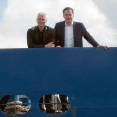 Faasse Groep is specialist in zandwinning én havenonderhoud