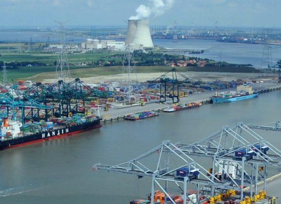 Havens van Antwerpen en Zeebrugge bundelen de krachten