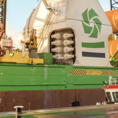 Haven Rotterdam zet sterk in  op de energietransitie