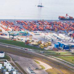 Haven van Antwerpen behoort tot de wereldtop