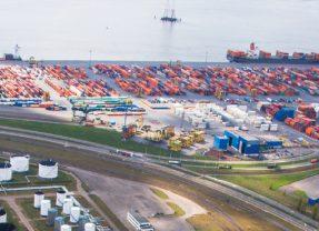 Port of Antwerp houdt stand in eerste kwartaal, ondanks Brexit en coronacrisis