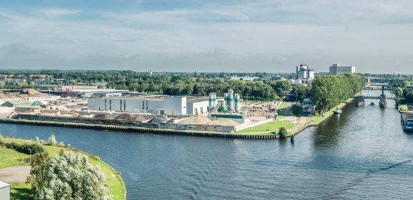Port of Zwolle werkt met Europese kennis aan digitale en duurzame toekomst