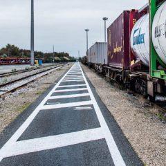 30 procent spoorvervoer in 2030