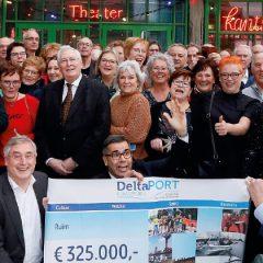 Het DeltaPORT Donatiefonds is er al 50 jaar voor de buren van de haven