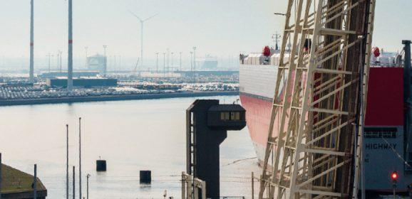Haven Zeebrugge houdt zich sterk