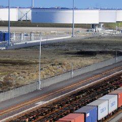 Trimodal is cargadoor van het spoor